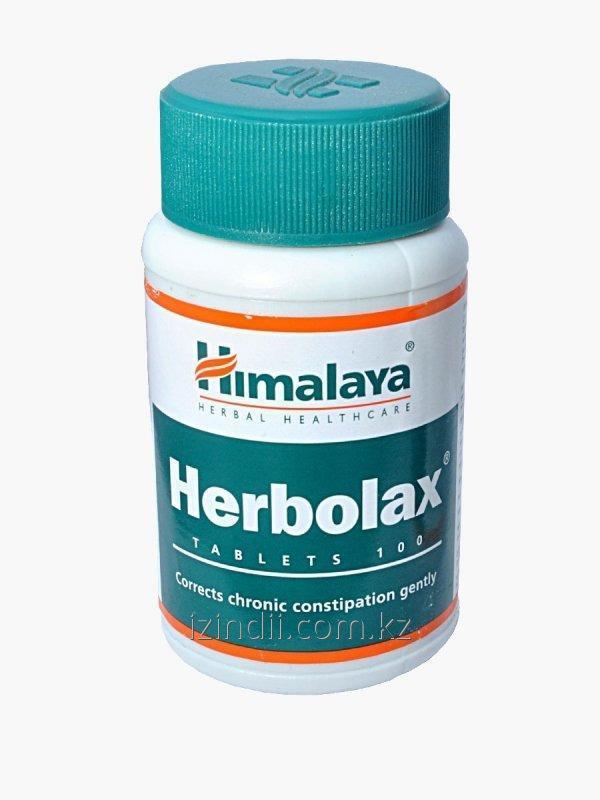 Герболакс ( Herbolax), 100 таб, Himalaya, растительное слабительное