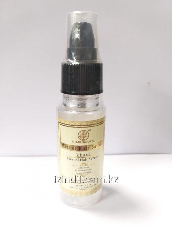 Сыворотка для волос, 50 мл, Khadi Herbal Hair Serum, для блеска волос