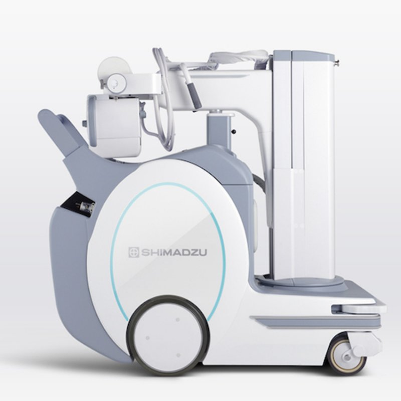 Комплексы рентгенодиагностики передвижные