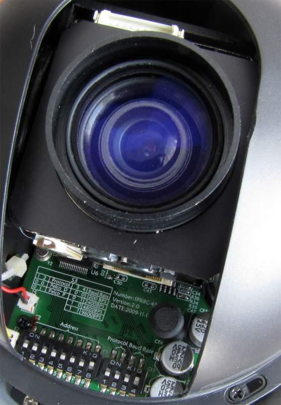 Купить Оптическая передача PTZ видео аудио сигнала