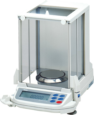 Купить Весы GR-120 (120г Х 0.1мг, внутренняя калибровка), AND