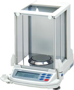 Купить Весы GR-200 (210 Г Х 0.1мг, внутренняя калибровка), AND