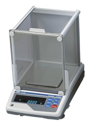 Купить Весы GX-400 (410г Х 0,001г; внутренняя калибровка), AND