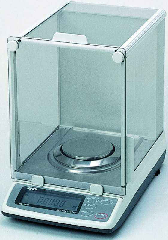 Buy HR-202I scales (220/51G X 0.1/0.01mg, external calibration), AND