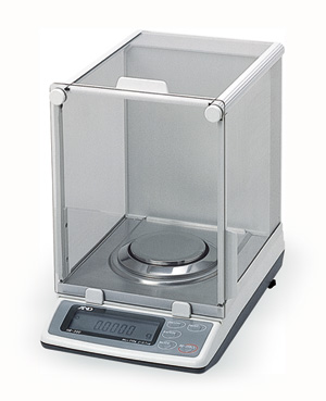 Buy HR-60 scales (60 g of X 0,1mg; external calibration), AND