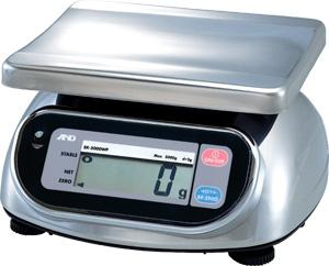 Купить Весы SK-1000 WP (1 кг Х 0,5г; внешняя калибровка), AND
