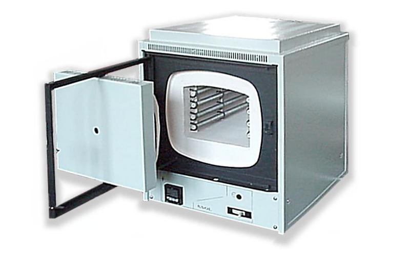 Купить Печь муфельная Snol 6.7/1300 (А413-105-600х1020) (160х335х100, программируемый т/р, волокно)