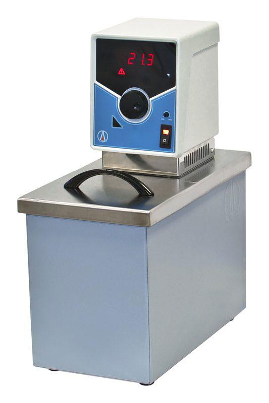 Купить Термостат жидкостный LOIP LT-108A (ТЖ-ТС-01/8-100) (ДО +100°С; ±0,03°С; 8л, плоская съемная крышка) без охлаждающего теплообменника