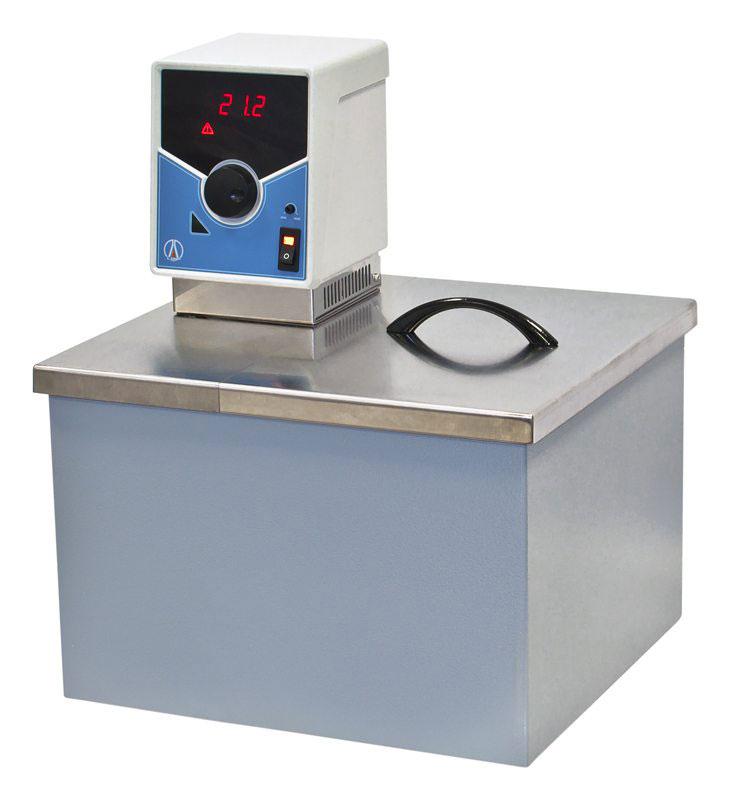 Купить Термостат жидкостный LOIP LT-116A (ДО +100°С; ±0,03°С; 16л, плоская съемная крышка) без охлаждающего теплообменника