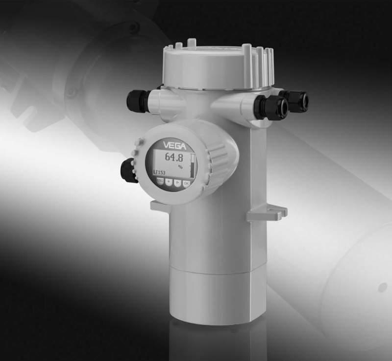 Купить Радиометрический детектор для измерения уровня, плотности и расхода