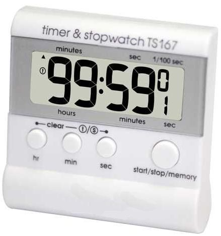 Buy Timer and stop watch digital RST TS167 (No. 04167)