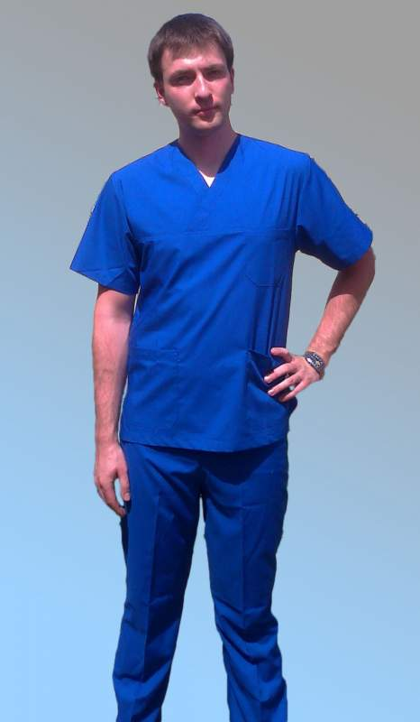 Купить Хирургический костюм