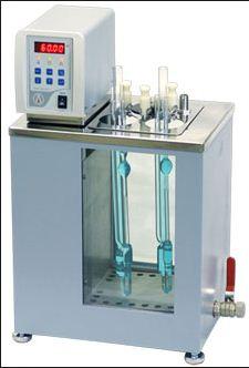 Купить Термостат LOIP LT-910 (ЛАБ-ТЖ-ТС-01НМ) для термостатирования стекл. вискозиметров при определении вязкости по ГОСТ 33-2000 (10...150С, 14 л, 3 рабочих места)