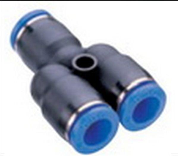 Buy Fitting Y-shaped 6mmkh6mmkh6mm, plastic, to 12 bars of mV 290606 (VESTA AUTOMATION SRL, ITALIYa)