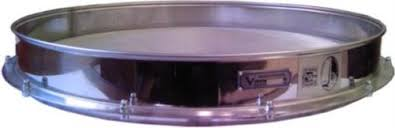 Buy Sieve laboratory s20/38 (d 200 of mm x h 38 of mm; otv. 1.25mm; the grid is woven, stainless steel)