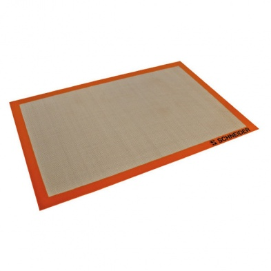 Rug for pastries, from silicone