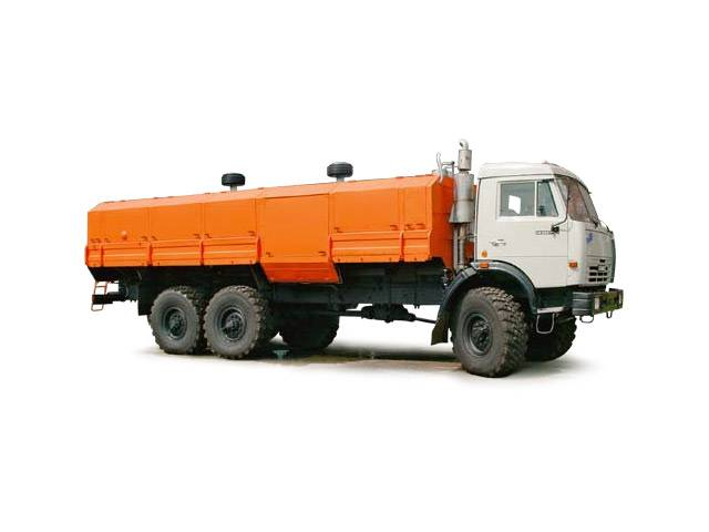 Buy Station compressor PKSA-9/200 (KAMAZ-43118 chassis 6х6)