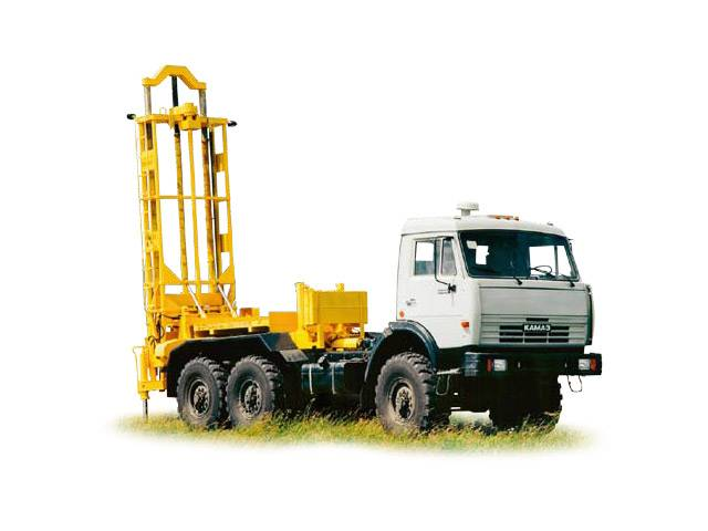 Buy Unit of deepening of anchors of AZA-3 (KAMAZ-43114 chassis 6х6)