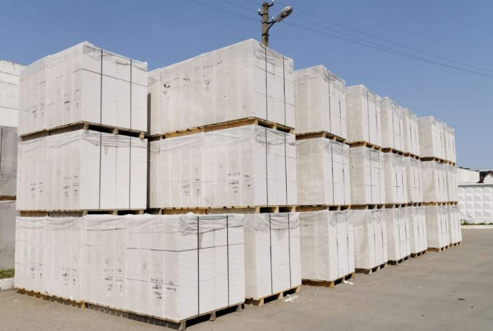 Buy Gas concrete autoclave from the producer. Almaty