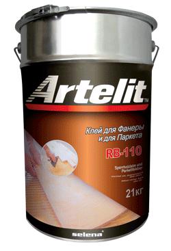 Buy Glue for linoleum and tiles of ARTILIT PVC