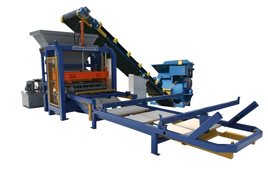 Buy The automated vibropressing Rifey-Buran complex M