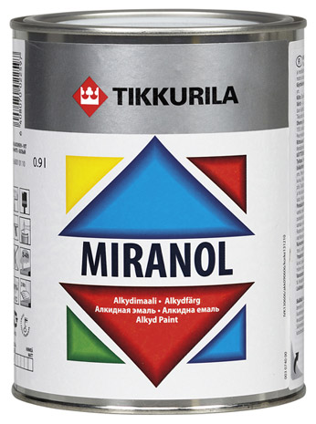 Buy Alkidny paint Miranol, paints alkidny