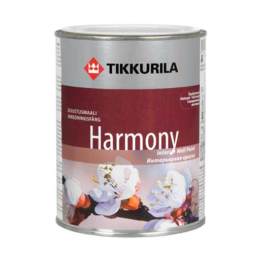 Buy Aqueous emulsion Harmony washable paint, paints water dispersive