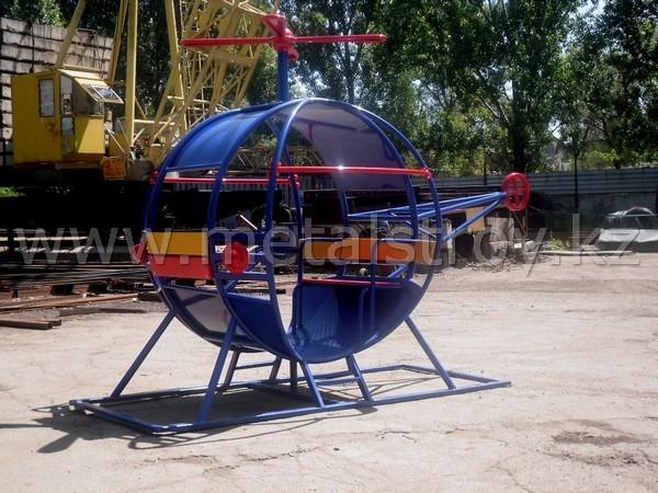 Купить Игровой комплекс Вертолет