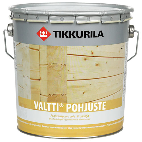 Купить Грунтовочный антисептик Тиккурила Валтти Похъюсте