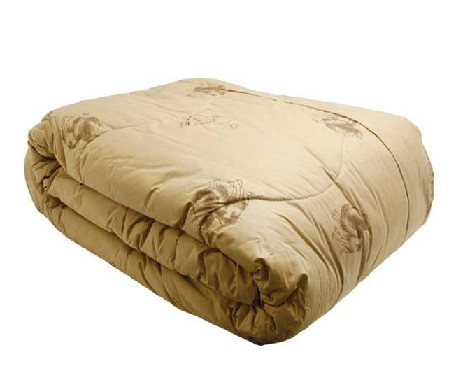 """Купить Одеяло из натуральной верблюжьей шерсти Производитель ТОО """"КазХлопТорг"""""""
