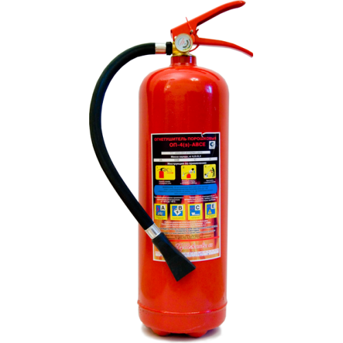Buy Fire extinguishers pressure, powder with a source