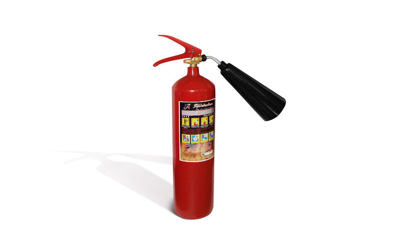 Buy Absolut Security LLP, Fire extinguishing means