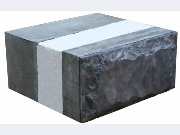 Купить Оборудование для производства стеновых теплоэффективных блоков с фактурным слоем и изделий из декоративного высокопрочного бетона