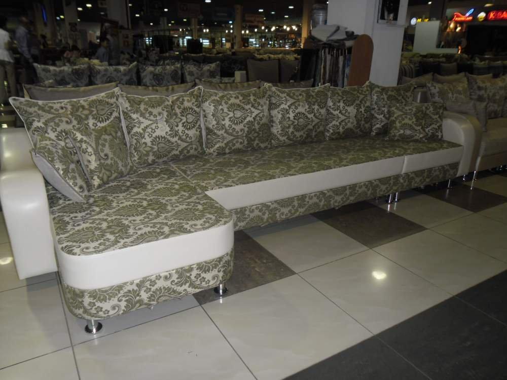 "Angular sofa ""Astana"