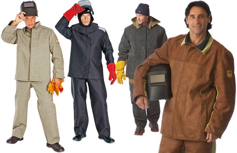 Купить Одежда защитная для сварщиков