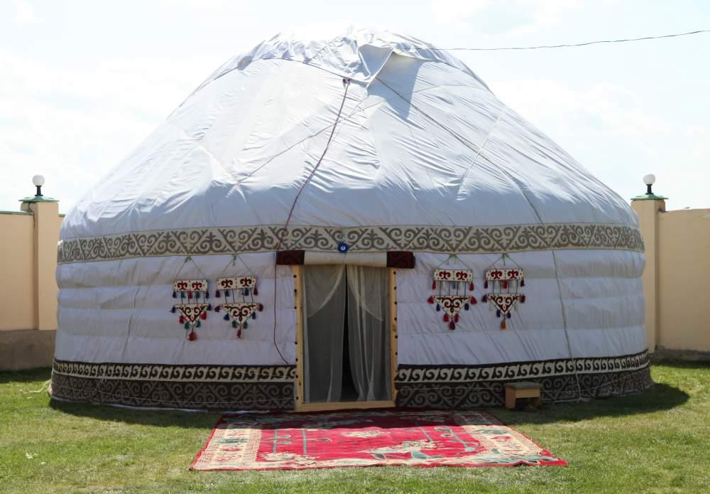 Купить Казахские юрты