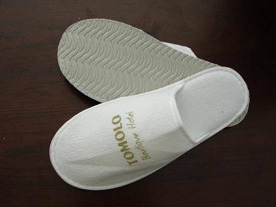 Buy Slippers for hotels.