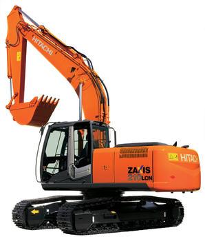 Экскаваторы, Средние экскаваторы ZX 200-3/ ZX 210LCK-3