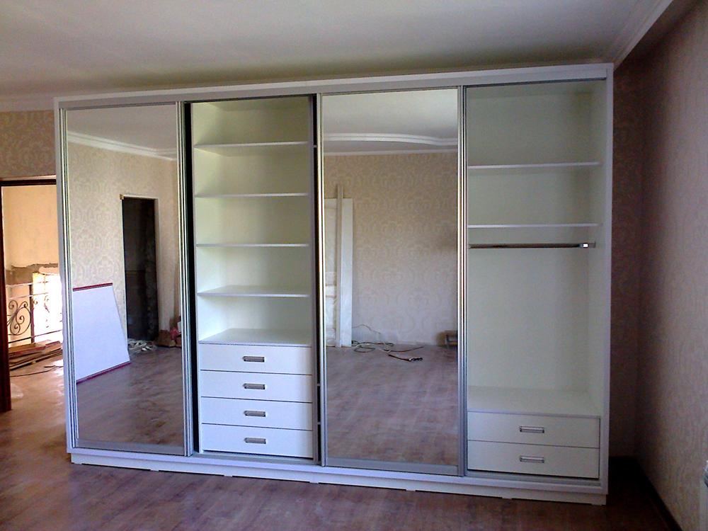 """Индивидуальный шкаф купе в прихожую - интернет-магазин """"нужн."""