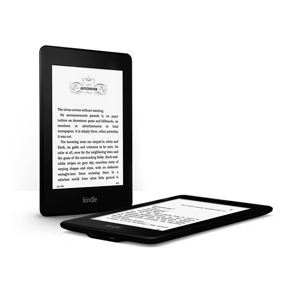 Amazon Kindle Paperwhite e-books