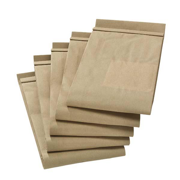 Buy Paper bags of open type