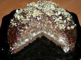 Торт воздушный торт шоколадный торт