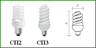 Купить Энергосберегающие лампы, СП2 152742, Цветовая температура 4200К