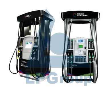 Buy Fuel-dispensing columns GILBARCO HORIZON