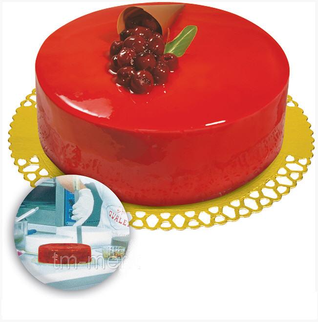 Гель для фруктов на торт