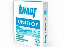 Купить Высокопрочная шпаклевка для швов Унифлот (42) меш.
