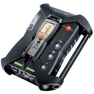 Купить Переносной анализатор дымовых газов Testo 350