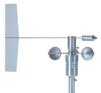 Купить Комбинированный датчик модели 034В для определения скорости и направления ветра