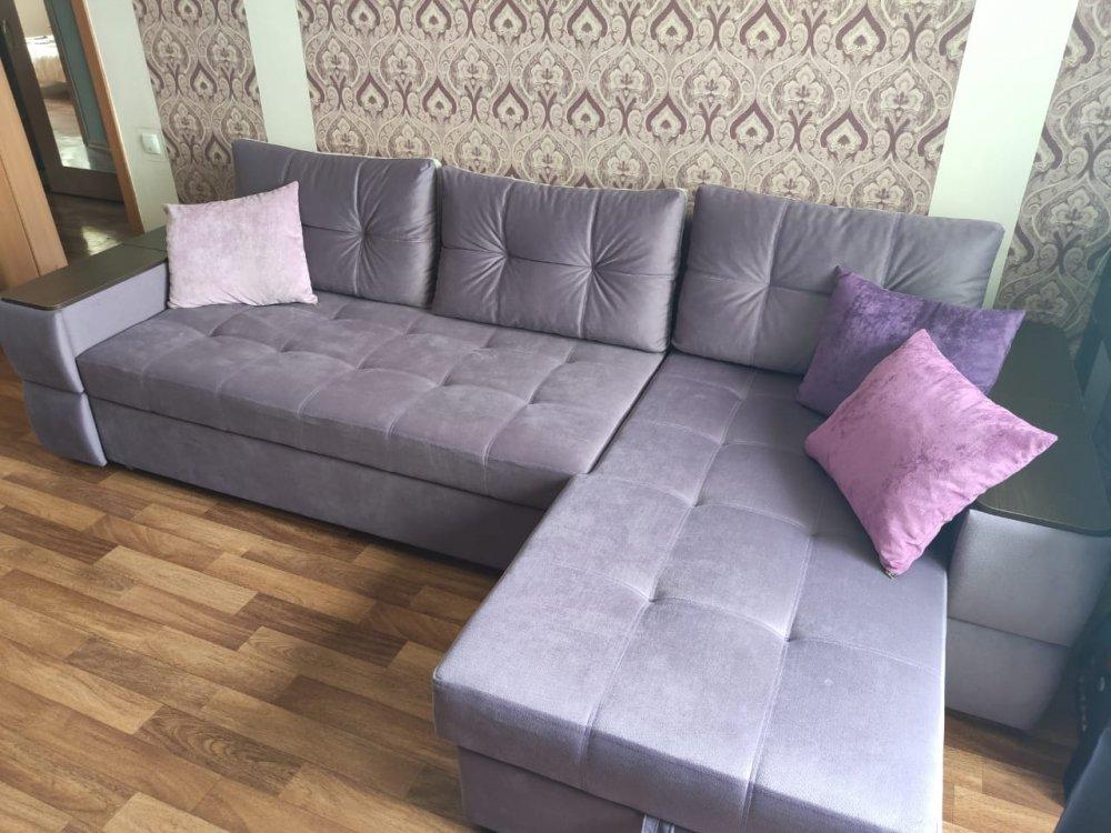 "Sofa ""Grant"" + 2 chairs."