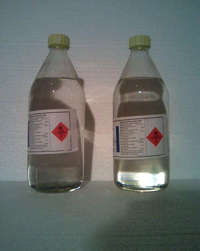 Купить Толуол амп. 3 см³ СТП ТУ КОМП 3-059-08